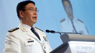 China rückt nicht von Konfrontationskurs ab