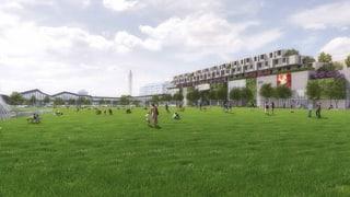 Rückschlag für die Idee eines Basler Central Parks