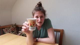 «Saison-Joghurt» mit Aprikosen im April: Etwas früh, oder nicht? (Artikel enthält Video)