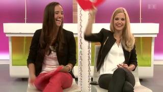 Miriam und Ramona Rickli  (Artikel enthält Video)