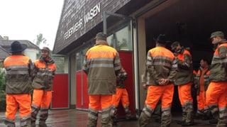 Sumiswald: Zehn Personen aus eingeschlossenem Restaurant befreit