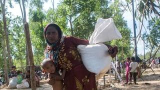 WHO warnt vor Cholera-Ausbruch in Flüchtlingslagern