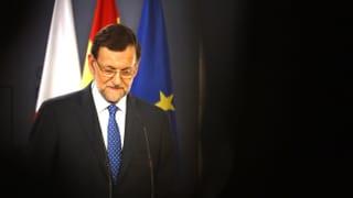 Spaniens Ministerpräsident widersteht feindlichem Sperrfeuer