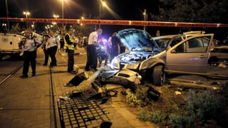 Amokfahrt in Jerusalem: Kind getötet