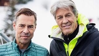 Letzte Ski-WM für Kommentatorenduo Hüppi/Russi