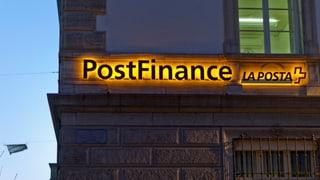 Postfinance streicht bis zu 500 Stellen