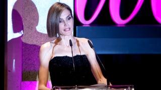 Adiós lange Mähne: Königin Letizia mit neuem Bob
