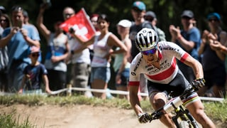 Schurter ed Albin campiuns svizzers da mountainbike