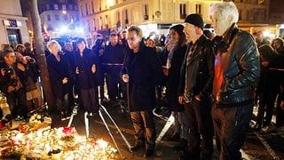 Immer mehr Bands sagen Konzerte in Paris ab