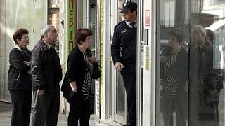 Sturm auf Zyperns Banken bleibt weiter aus