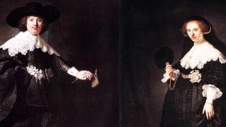 «Rembrandt würde verrückt»: Ist das berühmte Ehepaar in Gefahr?