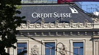 Credit Suisse schreibt Milliardengewinn