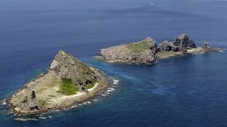 China facht Inselstreit mit Japan weiter an
