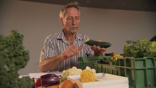 Video «Nachhaltigkeit bei Banken. Abzocke mit Hörgeräten. Gemüseabotest.» abspielen