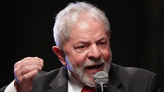 Neuneinhalb Jahre Haft für Brasiliens Ex-Staatschef Lula