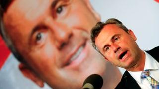 «Hofer als Präsident wäre eine Schande für Österreich»