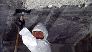«Lex Asbest»: Ständerat will Verjährung nicht generell erhöhen