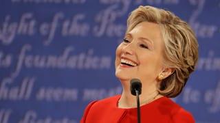 «Clinton hatte den besseren Abend»