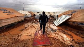 Syrien: «Eine Schande für die Welt»