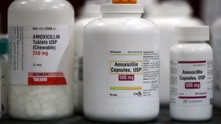 Vereinte Nationen kämpfen gegen Antibiotikaresistenzen