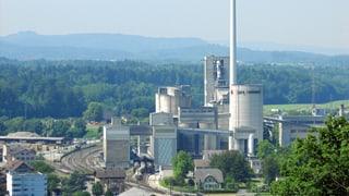 Zwei Steinbrüche im Aargau von Jura Cement favorisiert