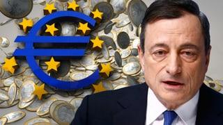 Draghi öffnet die Geldschleusen der EZB