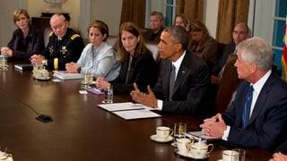 USA setzen auf schnelle Eingreiftruppe gegen Ebola