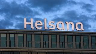 Helsana-Kunden werden erneut zum Spielball