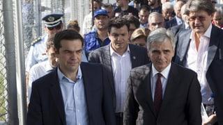 Griechenland zieht Botschafterin aus Wien ab