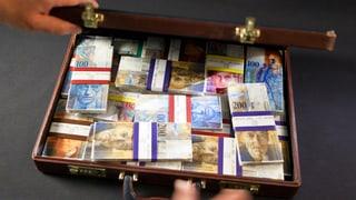 Steuerflucht: Schweiz bleibt unter Beobachtung