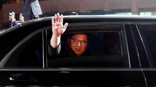 In Pjöngjang bricht die neue Zeit an