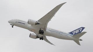 Dreamliner darf für Testflüge wieder in die Luft