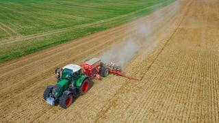 Cumissiun è cunter rapport agrar 2022 dal Cussegl federal