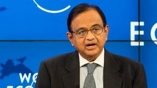 Indischer Finanzminister ärgert sich über Widmer-Schlumpf