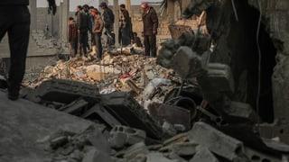 Die Akteure im Syrien-Krieg