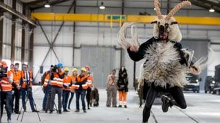Gotthard: Vorbereitungen für Eröffnungsfeiern laufen an