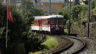 Nidwaldner Landrat genehmigt Zusatzkredit für Zentralbahn