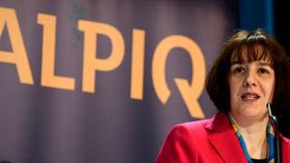 1,8 Millionen Franken Vergütung für Alpiq-Chefin Staiblin
