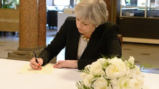 Theresa May zieht alle Register
