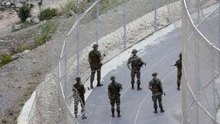 Flüchtlingsansturm auf spanische Exklave abgewehrt