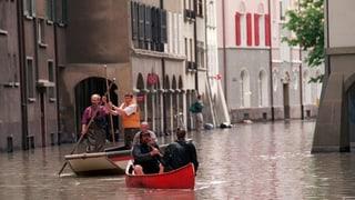 20 Jahre nach dem Jahrhundert-Hochwasser