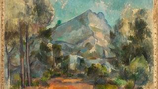 Streit um Cézanne: Wem gehört «La Montagne Sainte-Victoire»?
