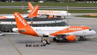 Mehr Passagiere am Flughafen Genf