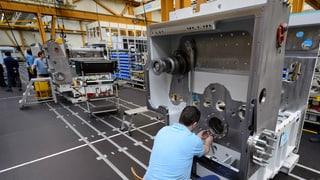 Ostschweizer Exportfirmen reagieren auf starken Franken