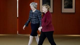 Brexit: May verspricht einen geordneten Rückzug