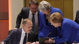 EU und Grossbritannien einigen sich auf Aufschub bis Ende Oktober