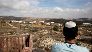 «Das Westjordanland wird schleichend annektiert»