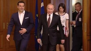 Russland und Griechenland rücken näher zusammen