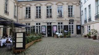 Paris – il quartier Marais (Artitgel cuntegn audio)