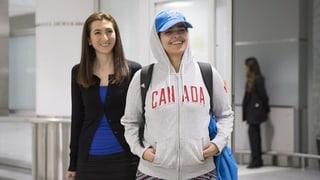 Rahaf Mohammed al-Kunun erhält Asyl in Kanada